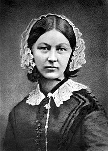 Florence Nightingale badass woman