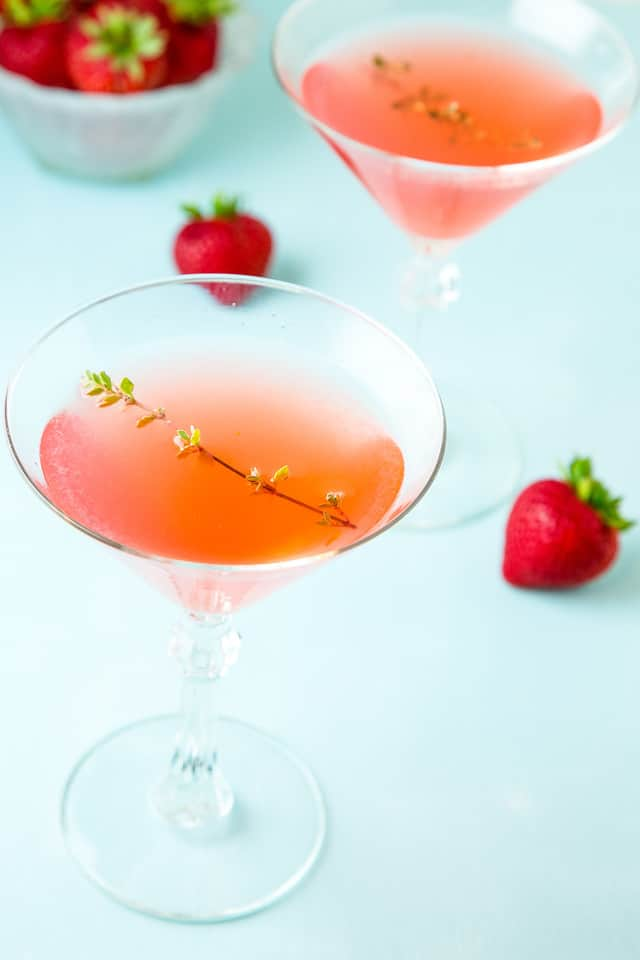 Gin cocktails for summer