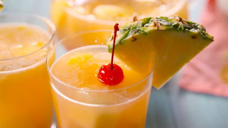 Summer Rum Cocktails