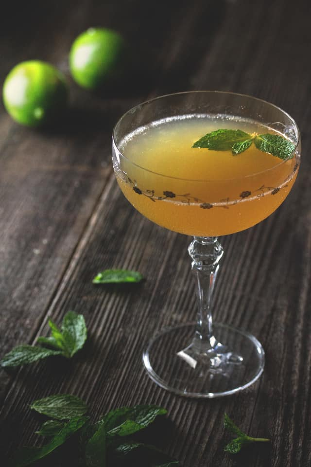 Summer Cocktails With Rum